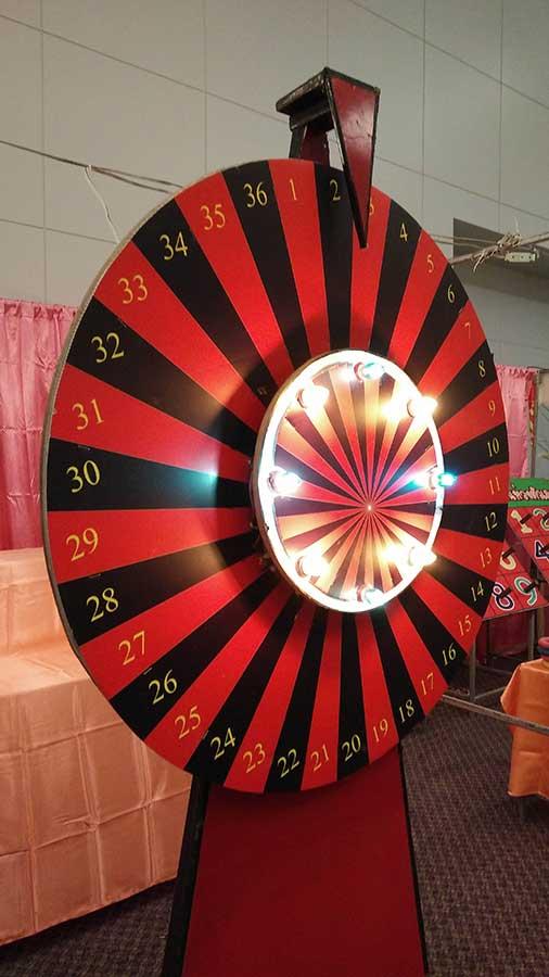 เกมเช่า - วงล้อ พาโชค 1